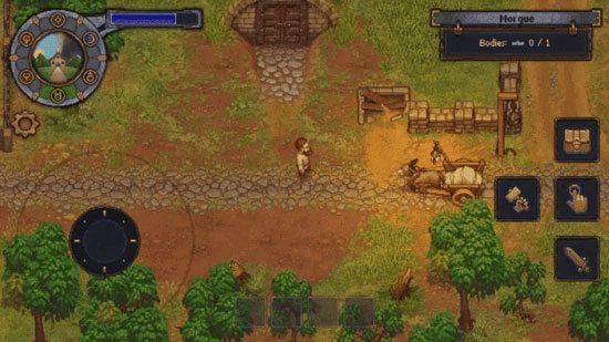 墓场还是牧场?好评经营游戏《守墓人》将推手机版