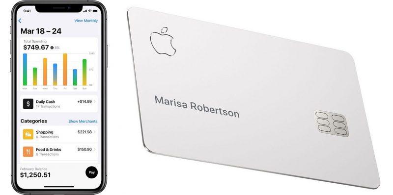 数千名苹果零售店员工正在测试 Apple Card,将于今夏正式推出