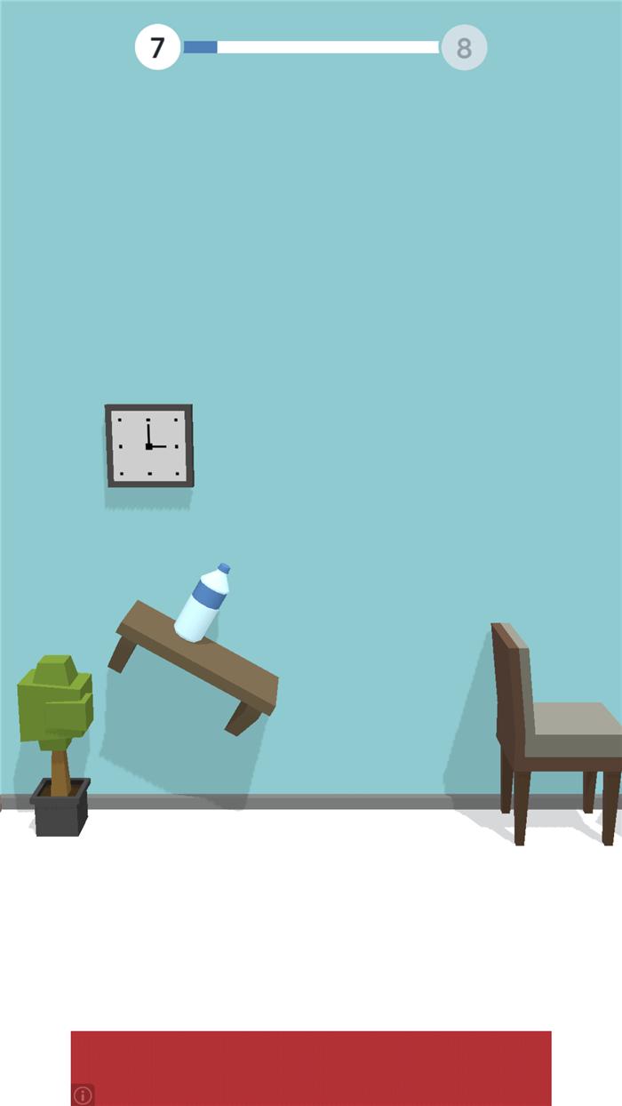 主人不在家瓶子称霸王 Bottle Flip 3D试玩