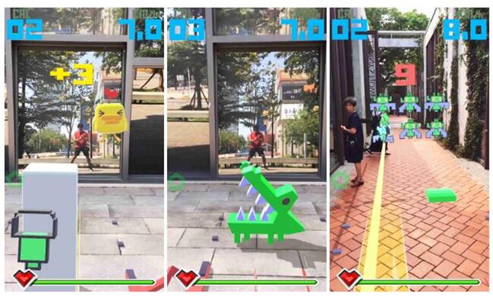 独立AR手游《Calories Go》将于7月在iOS上架