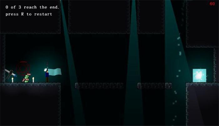 手残党的噩梦!这款硬核的平台解谜游戏顺便也把开发团队虐了一把