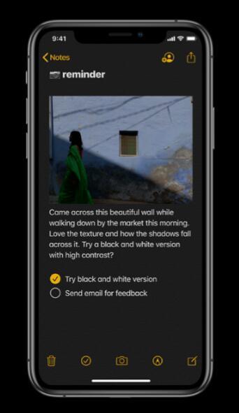 """iOS 13 """"深色模式""""真的能有效保护眼睛吗?"""