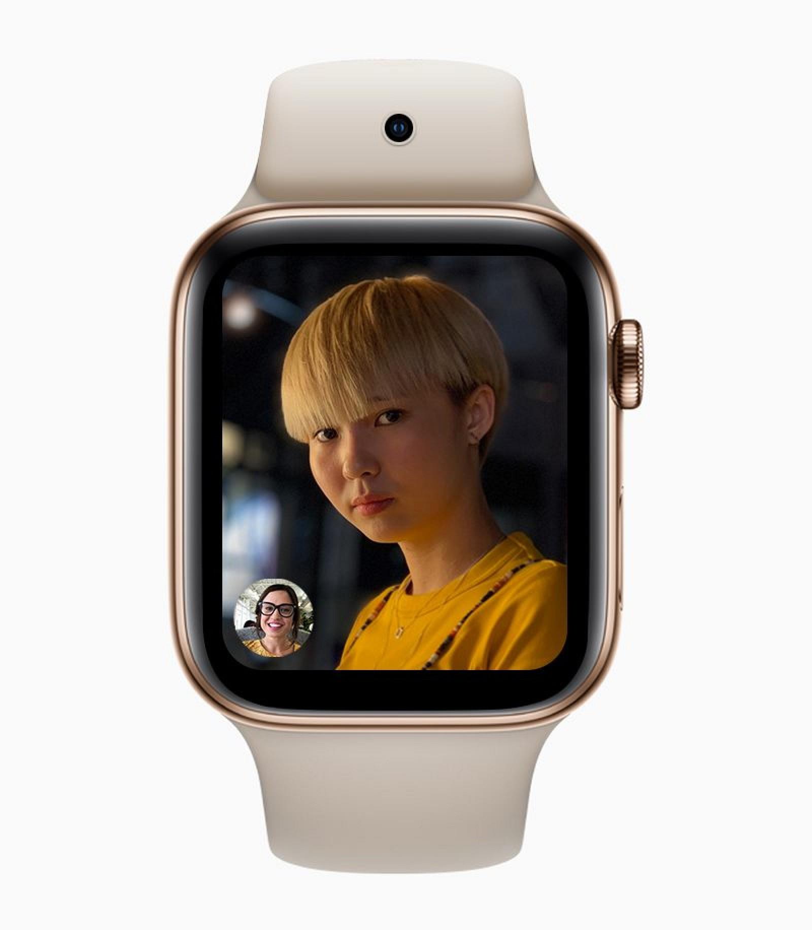 苹果全新专利:可为 Apple Watch 表带增加摄像头