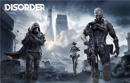 网易团队竞技射击新作《Disorder》新阵营公布,近未来的世界大战!