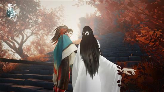 """网易东方侠客独立手游《青璃》:一部能玩的""""叙事风景电影大片"""""""