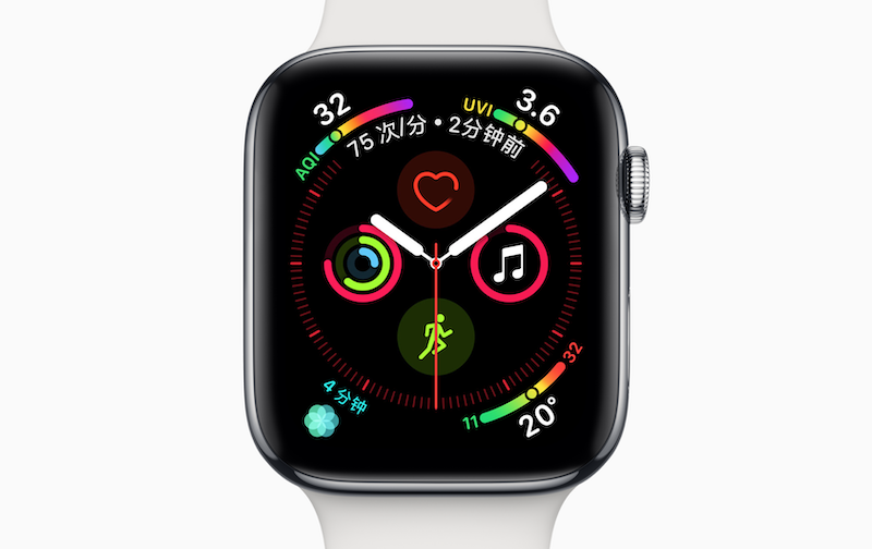 苹果 Apple Watch Series 5 相关消息大盘点