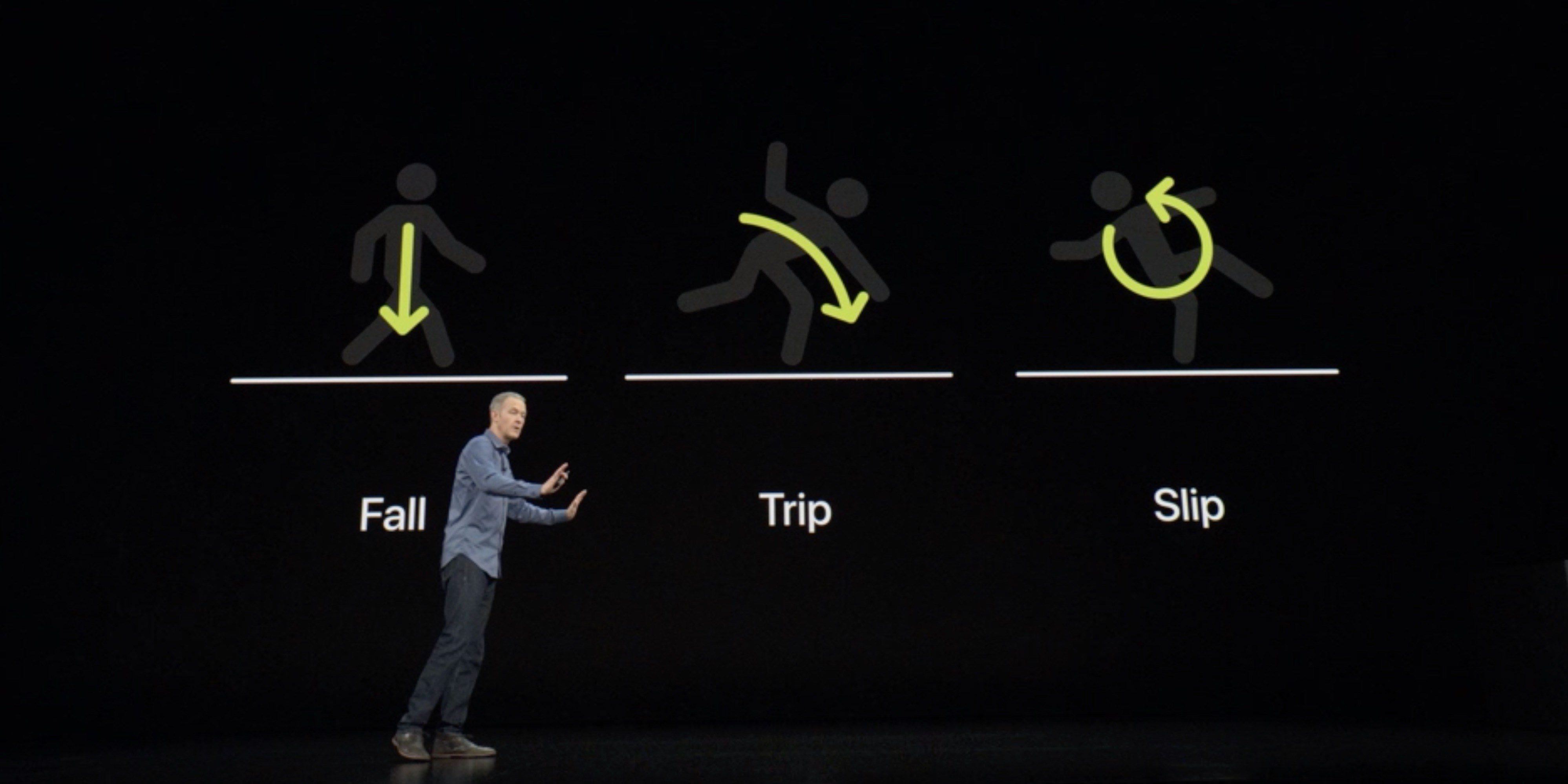 苹果 Apple Watch 立功:摔倒检测功能又救了一位老人
