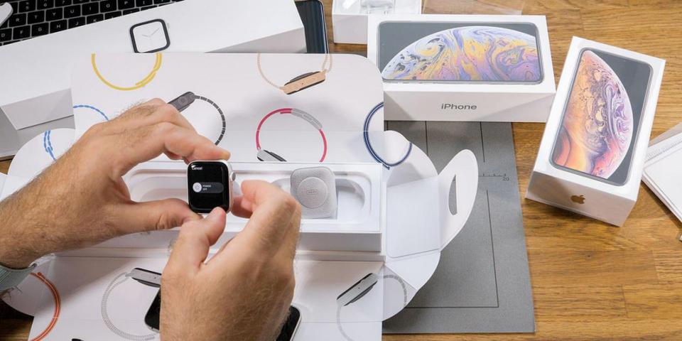 最新数据:Apple Watch 在上一年度出货量激增 22%