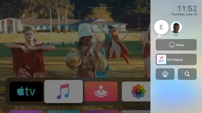 tvOS 13 新功能一览,全新画中画模式以及屏幕保护程序