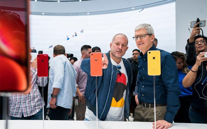 乔纳森·艾维将离开苹果自行创立设计公司,苹果股价应声下跌 1%