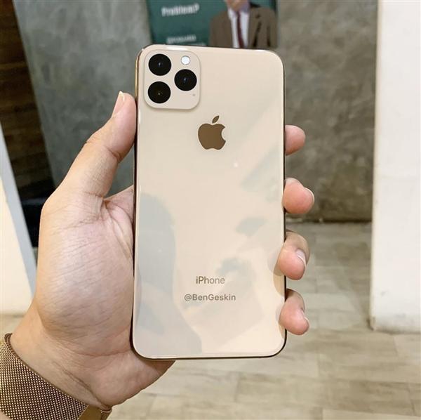 国外大神爆料:苹果 iPhone 11 真机并没有那么难看
