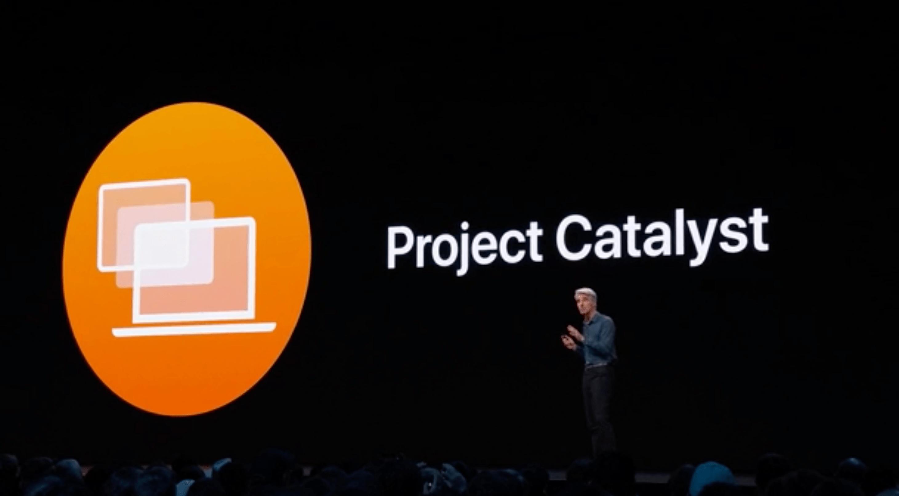 苹果 Project Catalyst 团队接受采访,解释相关问题