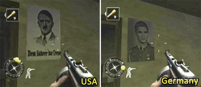 德国首次允许游戏出现纳粹标识的背后