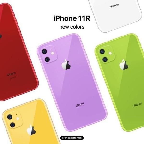 新一代 iPhone XR 真机上手:浴霸双摄、全新配色惊艳亮相