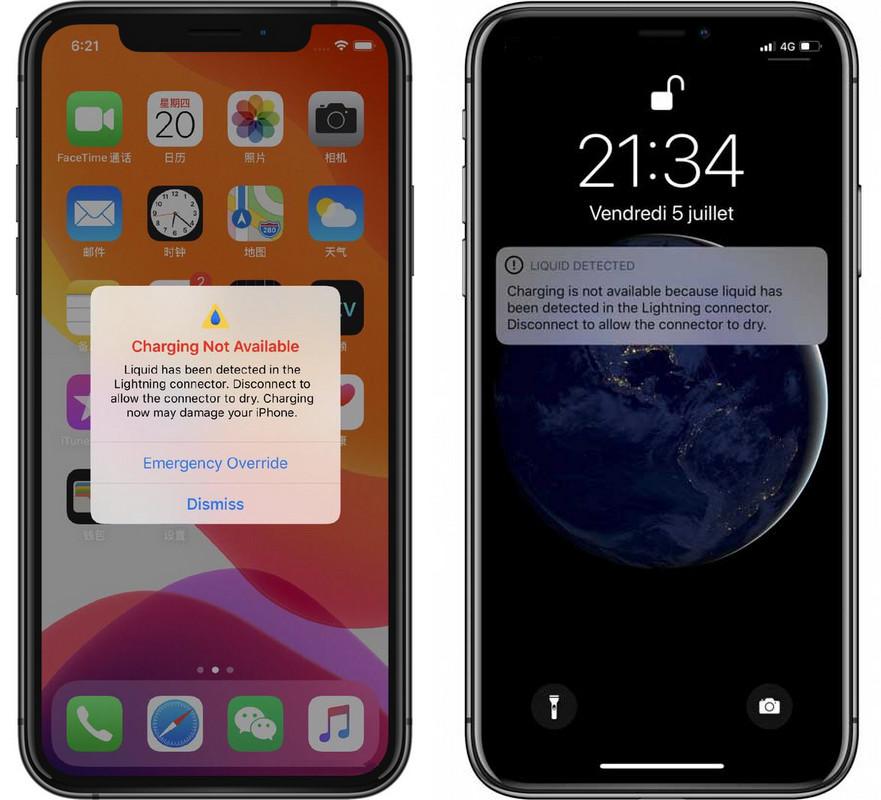 仅 iPhone XR/XS/XS Max 支持,iOS 13 新增充电安全监测功能