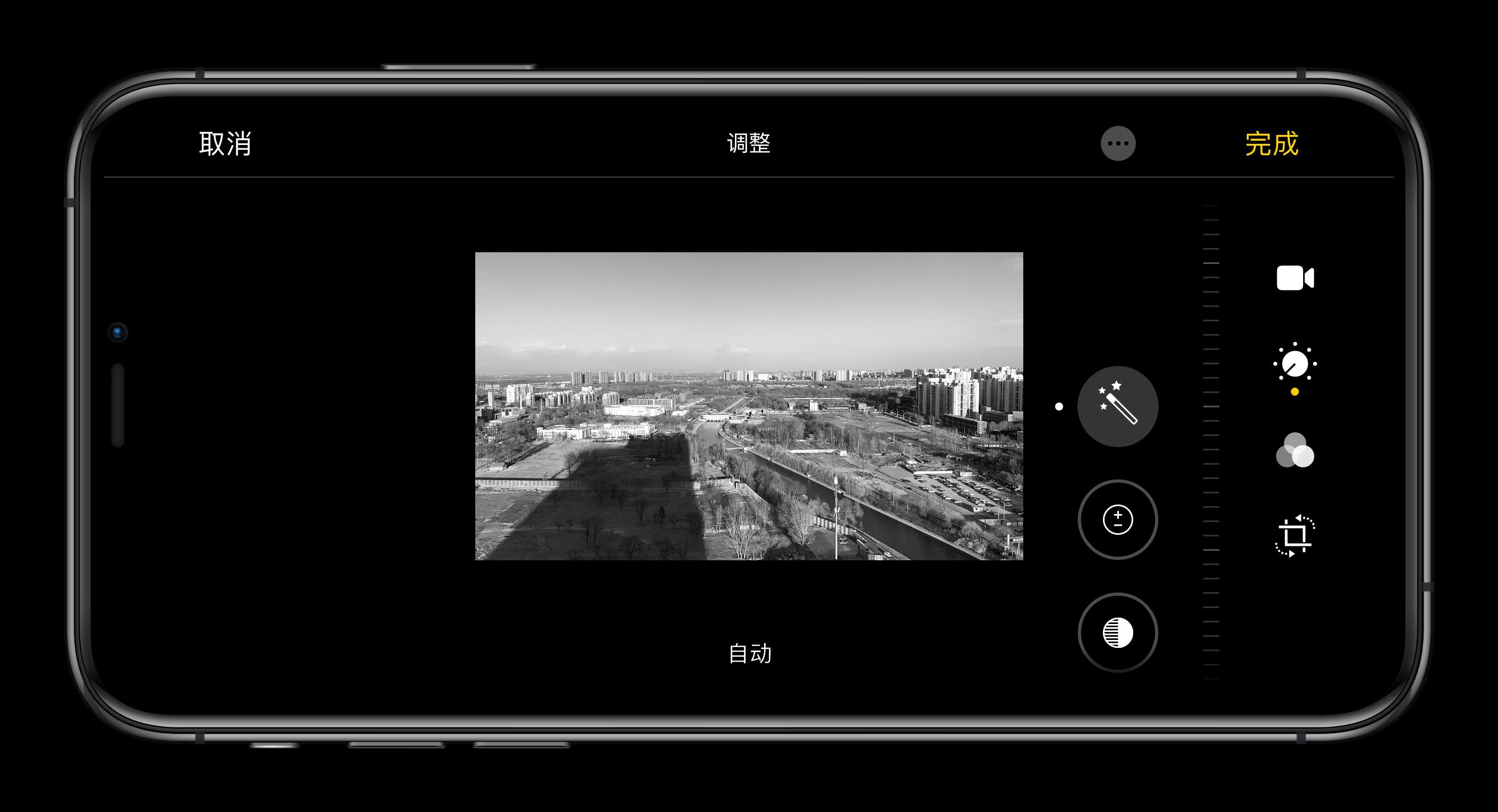 iOS 13 拍摄技巧:更强大的照片编辑工具