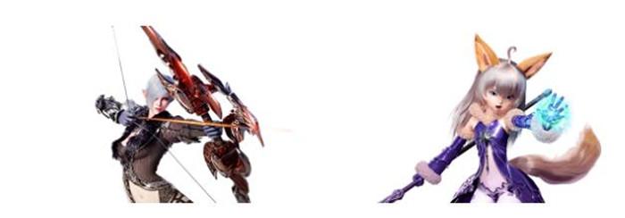 MMORPG手游《TERA CLASSIC》近日展开预约注册