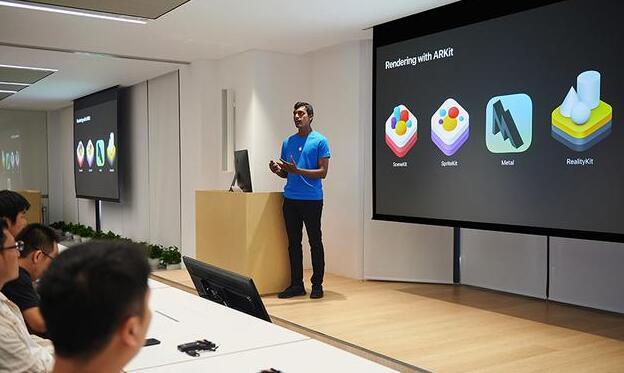 苹果建立全球第二家设计开发加速器:让开发者自己的 App 获得提升