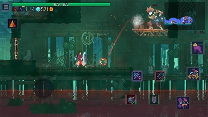 《死亡细胞》开发商与Bilibili合作推出手游版