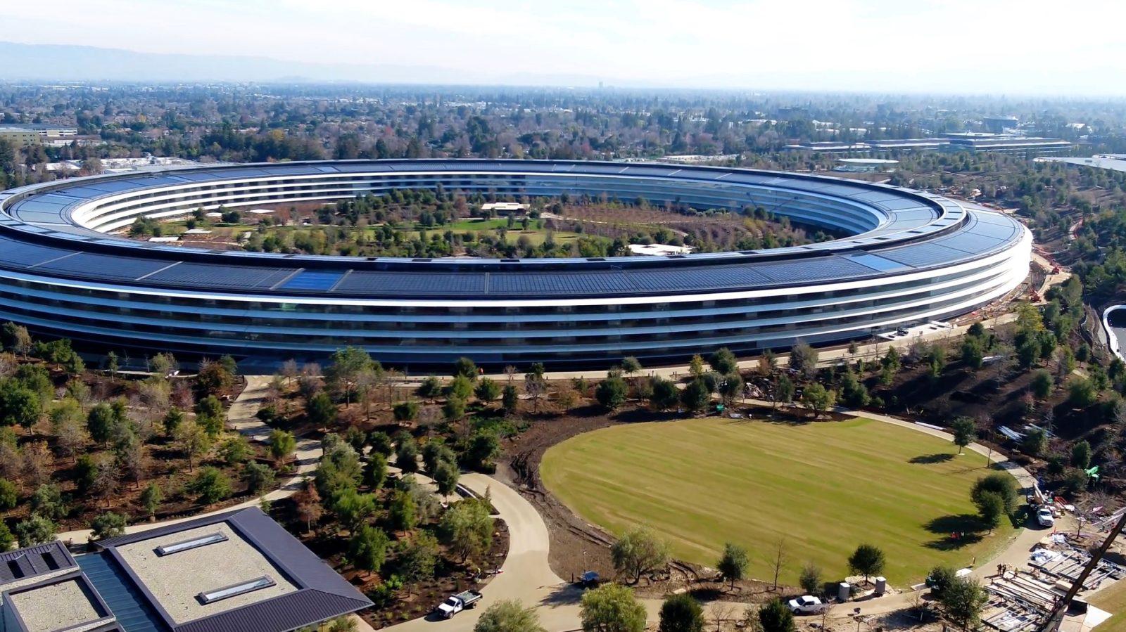 Apple Park 价值约达 41.7 亿美元,是世界上最贵建筑之一