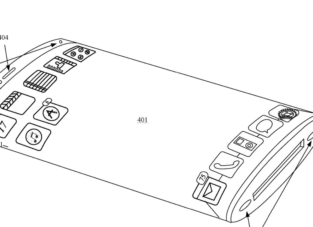苹果申请新专利:对环绕式柔性显示屏念念不忘
