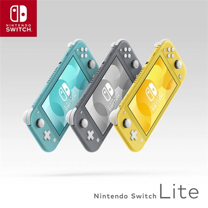 任天堂Switch Lite变身PSV,股价大涨!