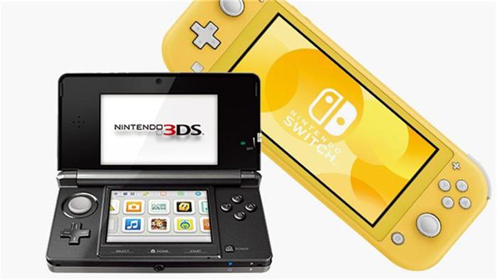 掌机市场尚未饱和 仅2成3DS拥有者购买Switch