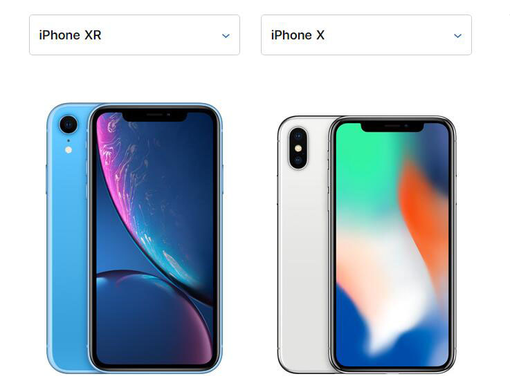 为什么 iPhone X 价格仍然比 iPhone XR 贵,买哪个好?