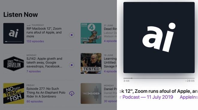 苹果将可能投入资金制作原创播客节目