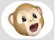 如何在 iPhone 12 上使用拟我表情拍摄照片?