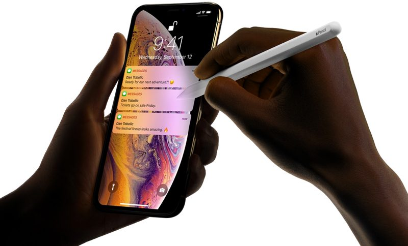 分析师:今年 iPhone 11 或将支持 Apple Pencil
