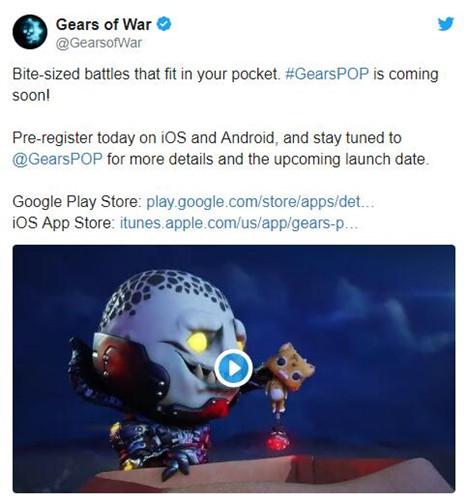 新作塔防手游《Gears POP!》宣布于9月2日推出