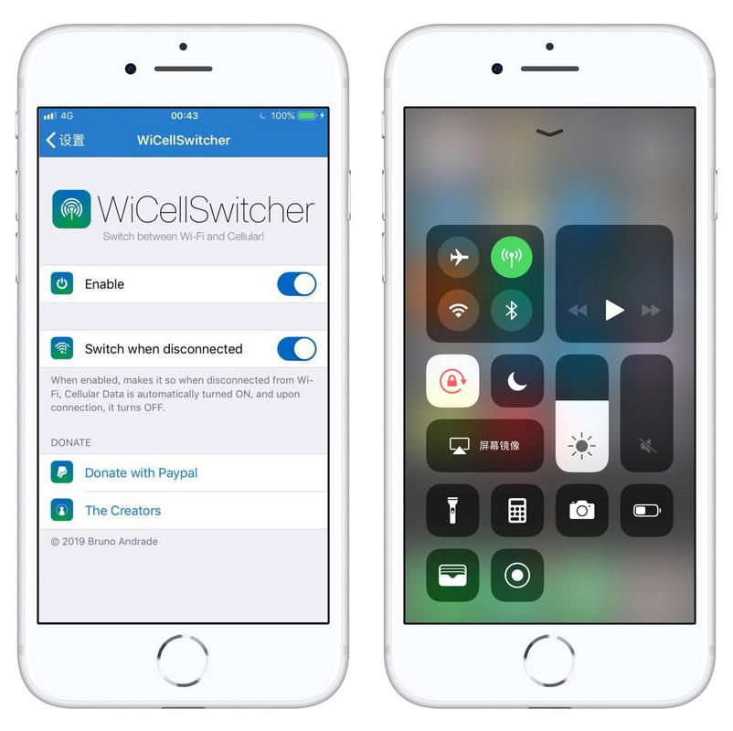 如何让 iPhone 实现 WiFi 和数据的自动切换?