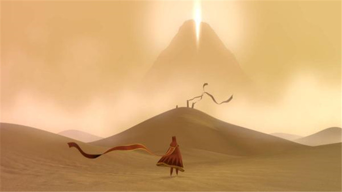 《风之旅人》iOS版正式发售 售价仅40元人民币