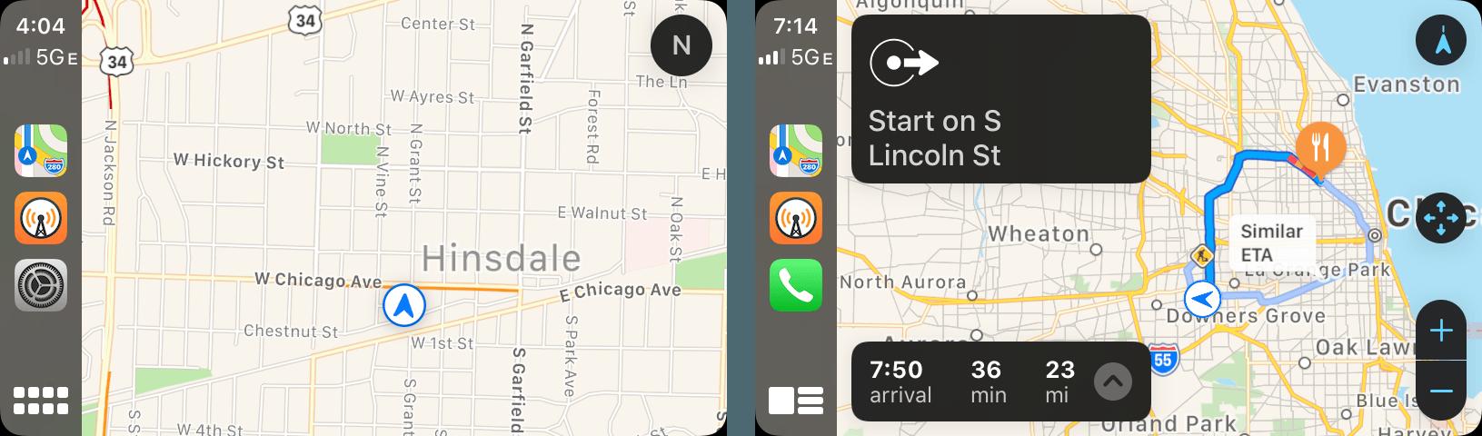"""CarPlay 在 iOS 13 中完成了一次""""自我飞跃"""""""