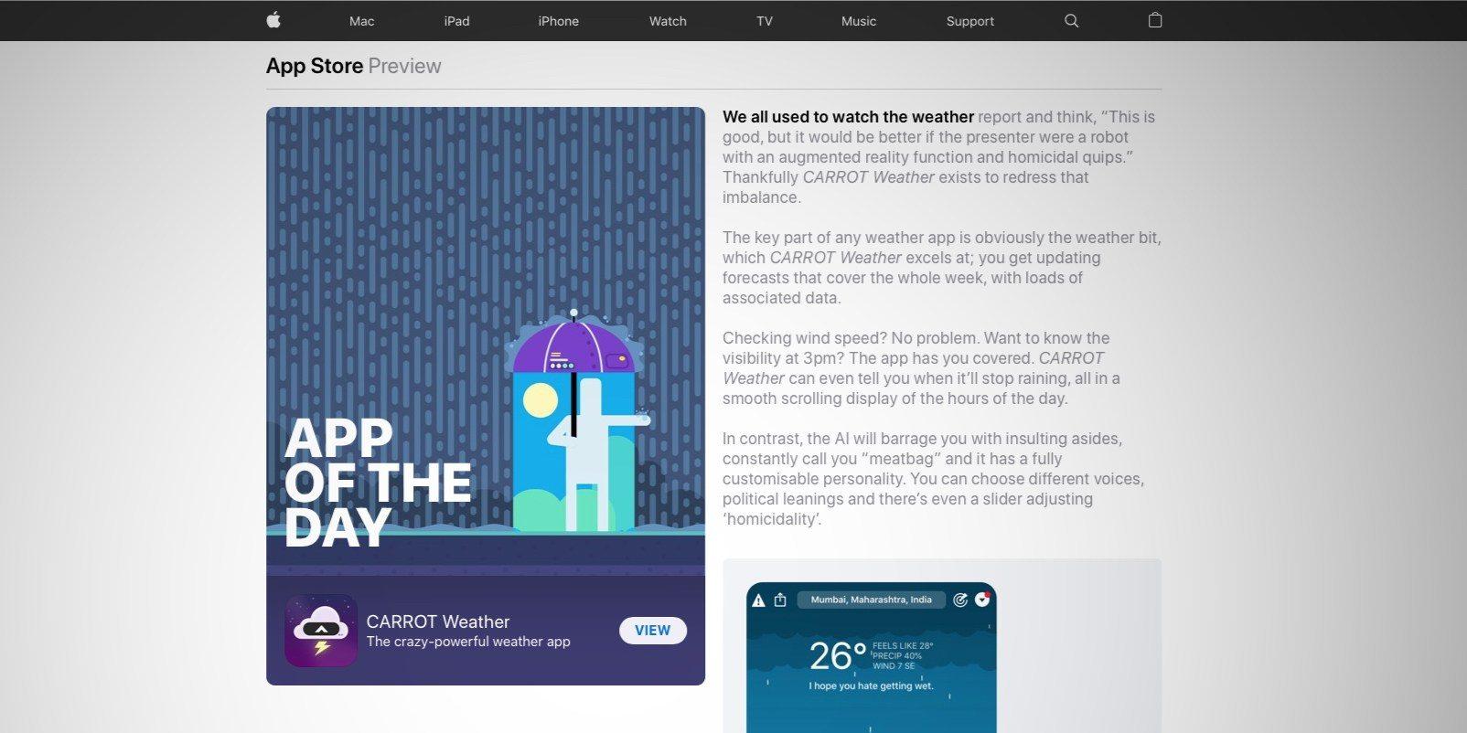 App Store Today 故事现在能在网页上阅读了