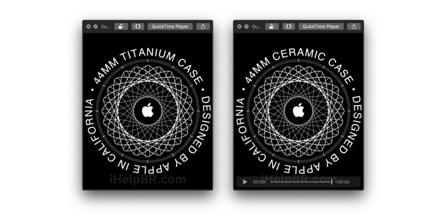 watchOS 6 泄密:暗示新款 Apple Watch 将有钛合金和陶瓷两种外壳