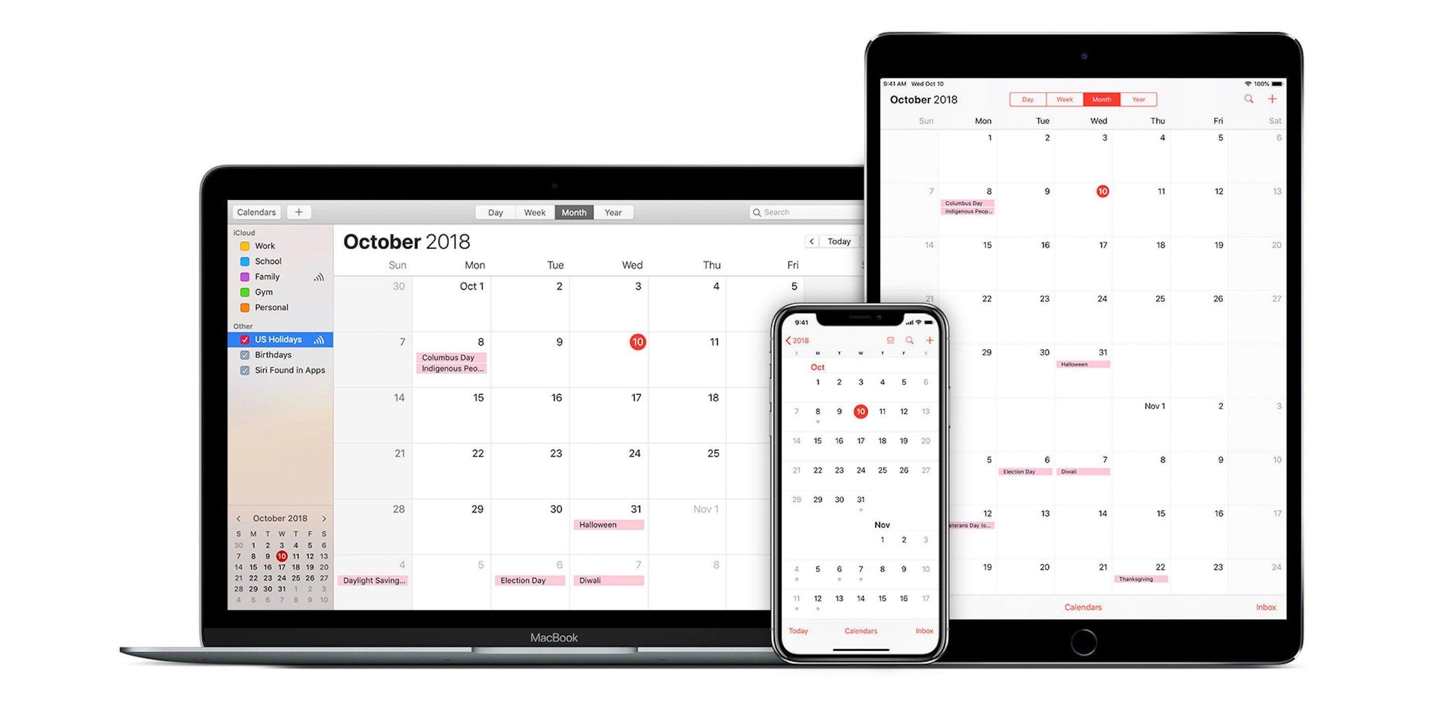 如何报告和删除 iCloud 帐户日历中的垃圾订阅事件?
