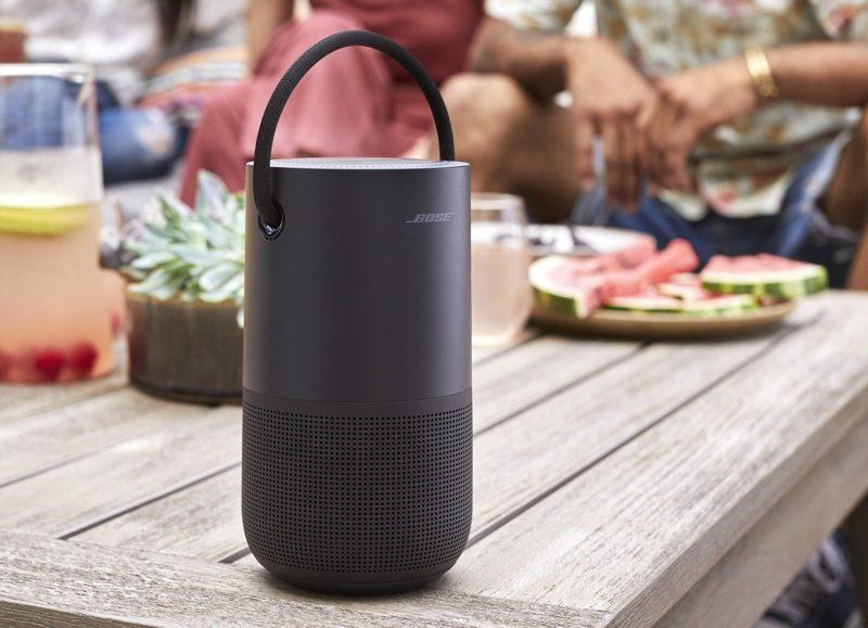 Bose 发布便携式家庭扬声器,支持 AirPlay 2