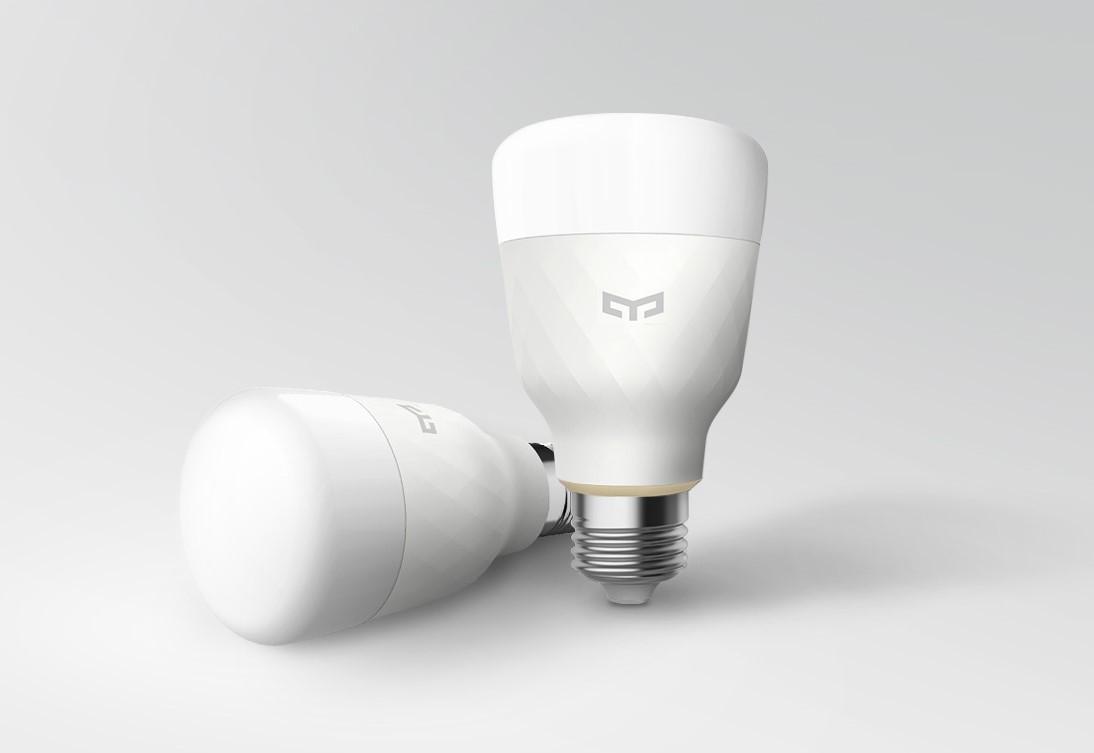 Yeelight 部分智能灯泡将加入 HomeKit 支持