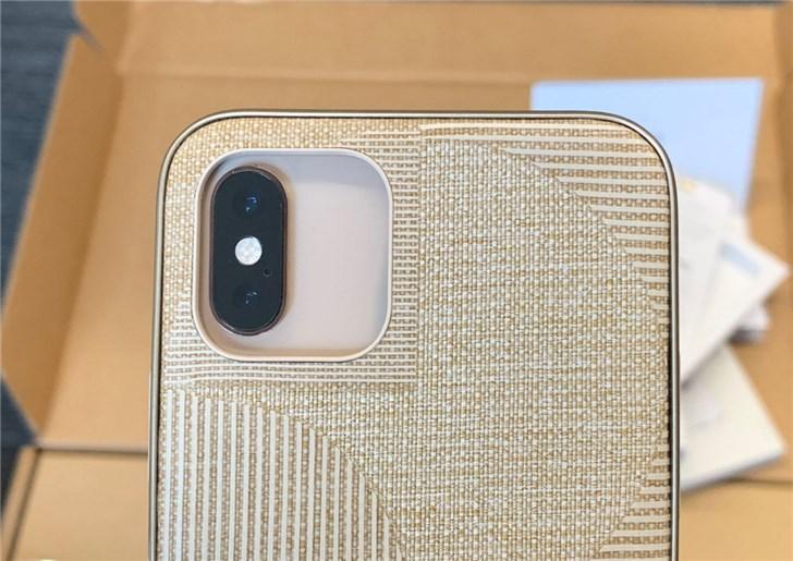 网曝苹果 iPhone 11 全系手机壳:浴霸摄像头或成真