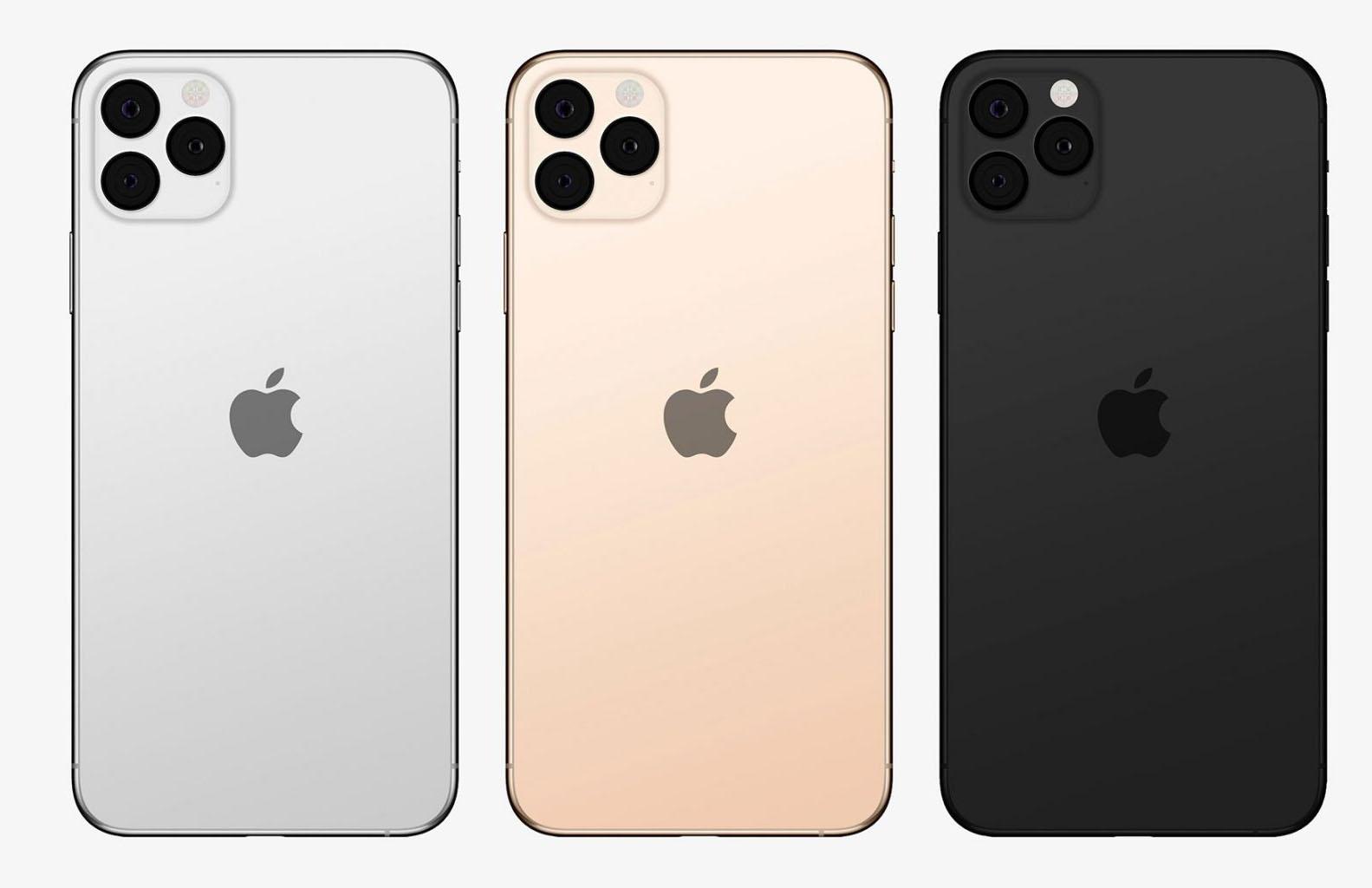 彭博社:新 iPhone 苹果 Logo 将垂直居中