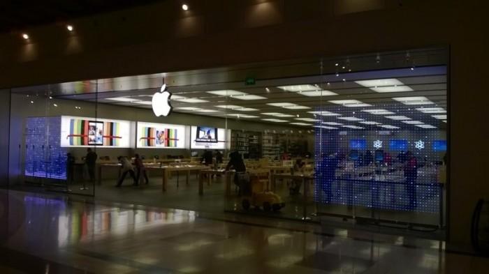 苹果多家 Apple Store 将出现全新 3D 橱窗展示