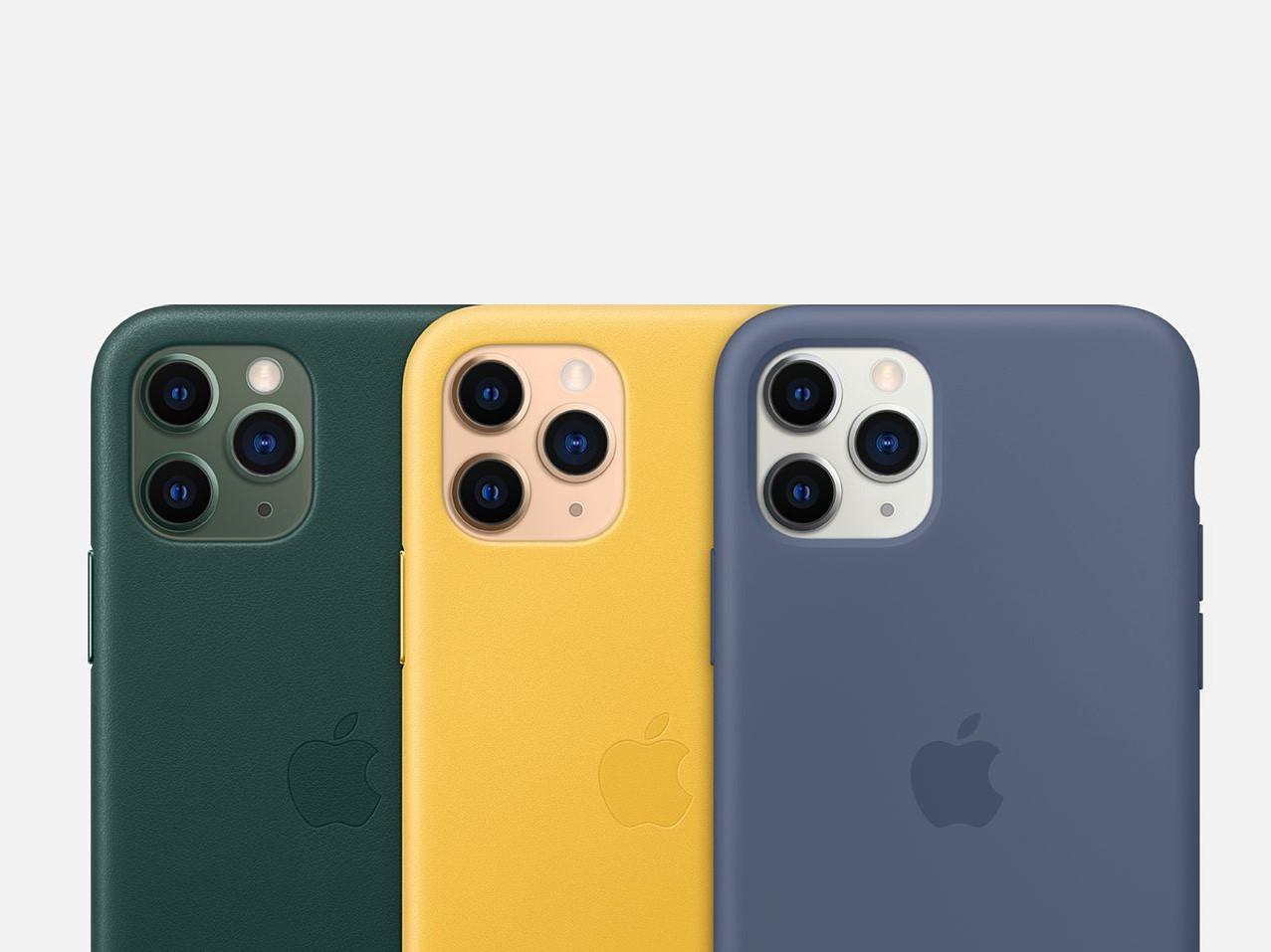 除了秋季新品,苹果还上架一大波全新配件