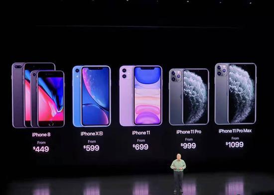 购机指南:iPhone 11 系列港版、国行价格汇总对比