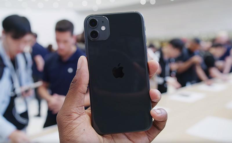 苹果 iPhone 11 哪个颜色好看?