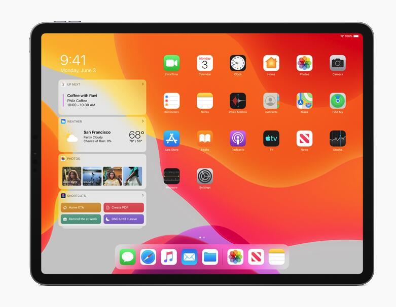 全新 iPadOS 13.1 发布:为 iPad 用户带来独特体验