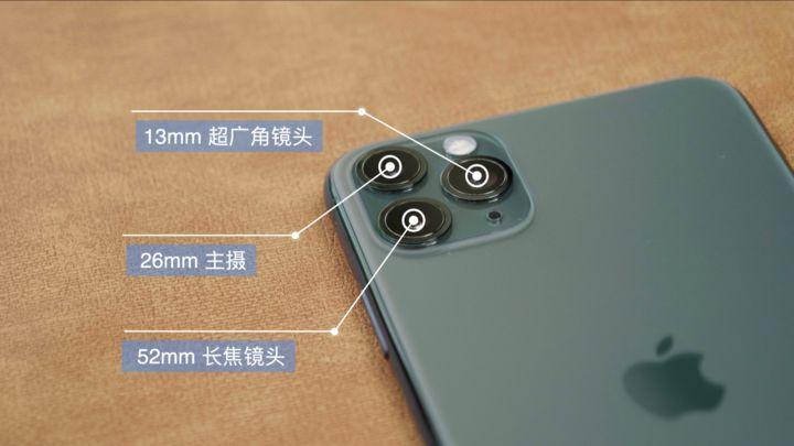 如何使用 iPhone 11 Pro 拍出来的影像效果更好?