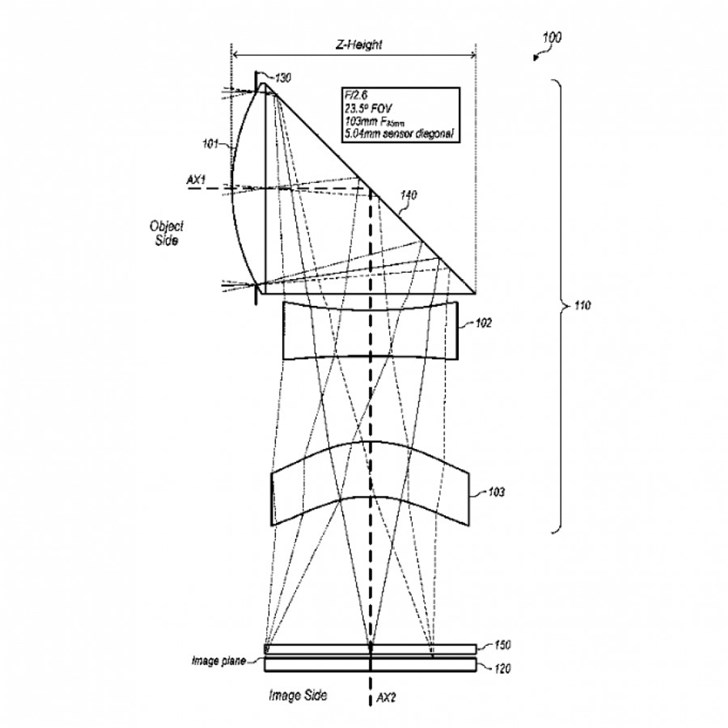 苹果折叠镜头专利曝光:拯救 iPhone 相机凸起