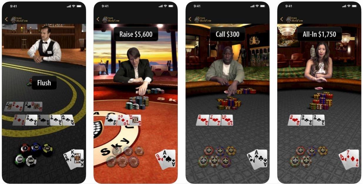 苹果自创游戏《德州扑克》现在支持 iPad 了